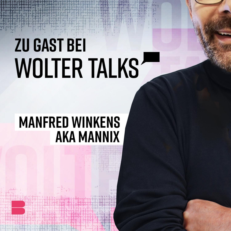 Eine der bekanntesten Stimmen aus dem deutschen Fernsehen – Mannix!